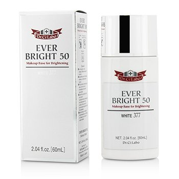 Dr. Ci:Labo Ever Bright 50 Base de Maquillaje (White 377)