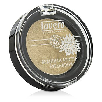 Lavera Beautiful Sombra de Ojos Mineral - # 01 Golden Glory