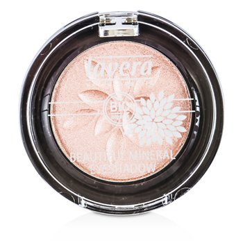 Lavera Beautiful Sombra de Ojos Mineral - # 02 Pearly Rose