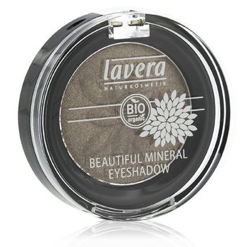 Lavera Beautiful Sombra de Ojos Mineral - # 04 Shiny Taupe