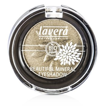Lavera Beautiful Sombra de Ojos Mineral - # 06 Green Olive