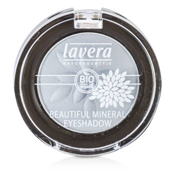 Lavera Beautiful Sombra de Ojos Mineral - # 10 Mattn Blue