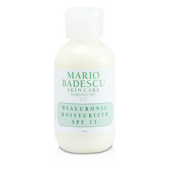 Mario Badescu Hyaluronic Humectante SPF 15