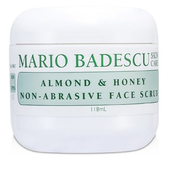 Mario Badescu Almond & Honey Non-Abrasive Face Scrub - For All Skin Types