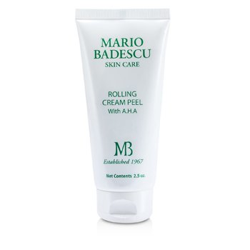 Mario Badescu Rolling Cream Peel With AHA