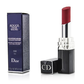 Christian Dior Rouge Dior Baume Tratamiento de Labios Natural Color Couture - # 558 Lili