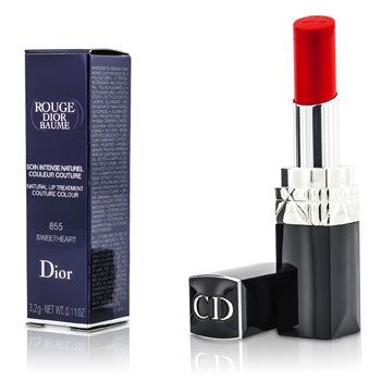 Christian Dior Rouge Dior Baume Tratamiento de Labios Natural Color Couture - # 855 Sweetheart