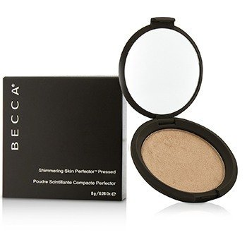 Becca Shimmering Skin Perfector Polvo Compacto - # Rose Gold