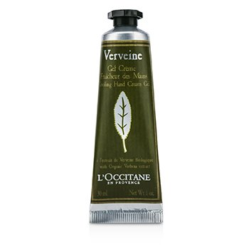 LOccitane Verbena Cooling Hand Cream Gel (Travel Size)