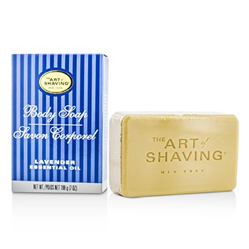 The Art Of Shaving Jabón Corporal - Lavender Essential Oil