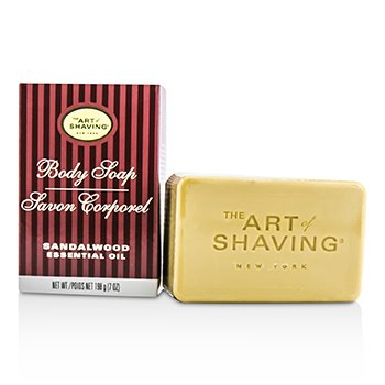 The Art Of Shaving Jabón Corporal - Sandalwood Essential Oil