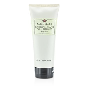 Crabtree & Evelyn Caribbean Island Wild Flowers Exfoliante Corporal
