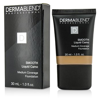 Dermablend Smooth Liquid Camo Base (Cobertura Media) - Cafe