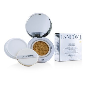 Lancome Miracle Cushion Compacto Líquido Con SPF 23 - # 01 Pure Porcelaine