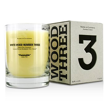 Baxter Of California Vela Perfumada - White Wood Three