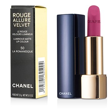 Chanel Rouge Allure Velvet - # 50 La Romanesque