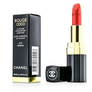 Chanel Rouge Coco Color Labios Ultra Hidratante - # 412 Teheran