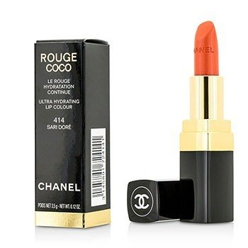 Chanel Rouge Coco Color Labios Ultra Hidratante - # 414 Sari Dore