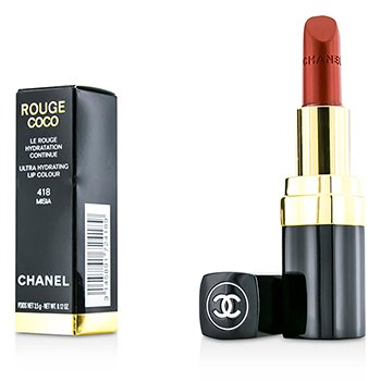 Chanel Rouge Coco Color Labios Ultra Hidratante- # 418 Misia