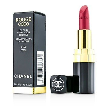Chanel Rouge Coco Color Labios Ultra Hidratante - # 424 Edith
