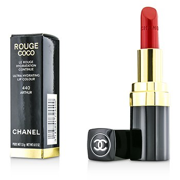 Chanel Rouge Coco Color Labios Ultra Hidratante - # 440 Arthur