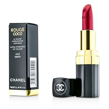 Chanel Rouge Coco Color Labios Ultra Hidratante- # 442 Dimitri