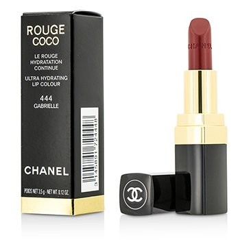 Chanel Rouge Coco Color Labios Ultra Hidratante- # 444 Gabrielle