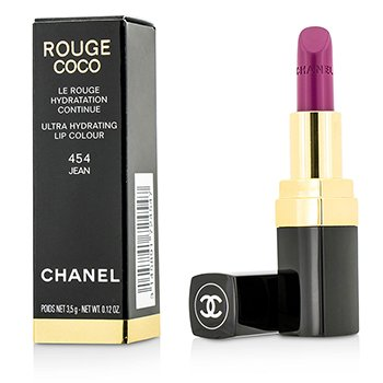 Chanel Rouge Coco Color Labios Ultra Hidratante - # 454 Jean