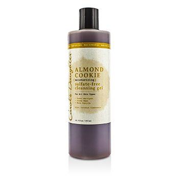 Carols Daughter Almond Cookie Gel Limpiador Libre de  Sulfatos