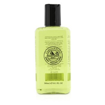 Crabtree & Evelyn West Indian Lime Limpiador Cuerpo & Cabello