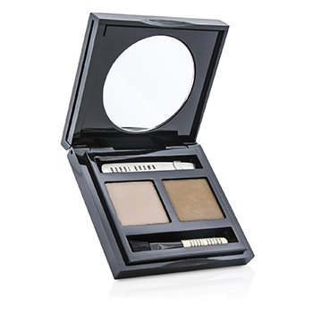 Bobbi Brown Set Cejas - # 01 Cement/ Birch