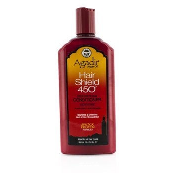 Agadir Argan Oil Hair Shield 450 Plus Deep Fortifying Conditioner - Sulfate Free (For All Hair Types)