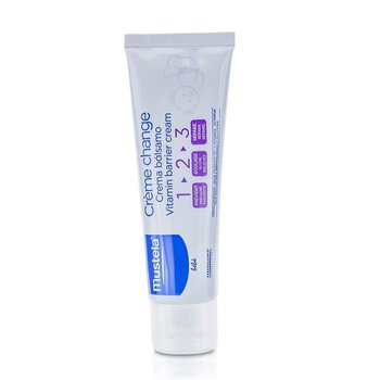 Mustela Vitamin Barrier Crema