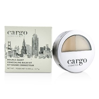 Cargo Double Agent Set Corrector - 1C Fair