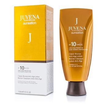Juvena Sunsation Classic Bronze Loción Anti Edad SPF 10