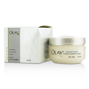 Olay Natural White Crema Protectora Humectante