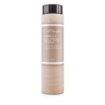 Carols Daughter Marula Curl Therapy Limpiador Crema Suave