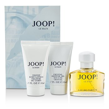 Joop Le Bain Coffret: Eau De Parfum Spray 40ml + Loción Corporal 50ml + Gel Ducha 50ml