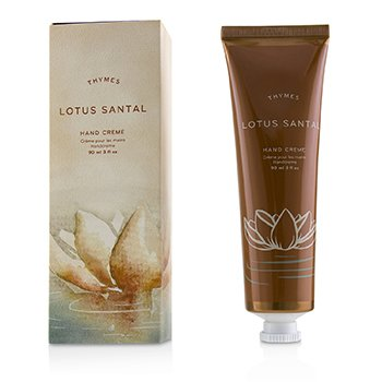 Thymes Lotus Santal Crema Manos