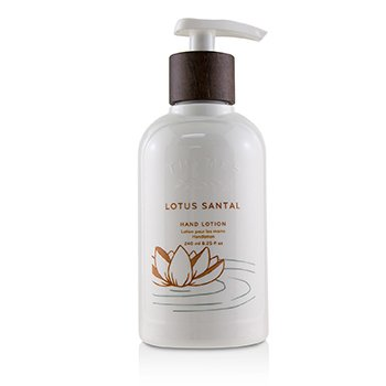 Thymes Lotus Santal Loción Manos