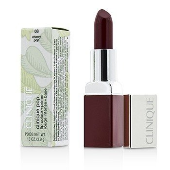 Clinique Clinique Pop Color Labios  + Primer - # 08 Cherry Pop