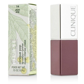 Clinique Clinique Pop Color Labios  + Primer - # 14 Plum Pop