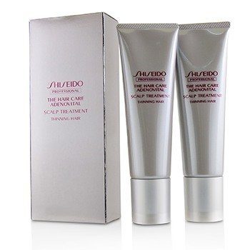 Shiseido Adenovital Scalp Treatment (For Thinning Hair)
