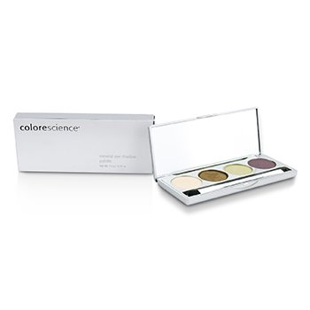Colorescience Paleta Mineral Color Ojos - Enchanted Earth