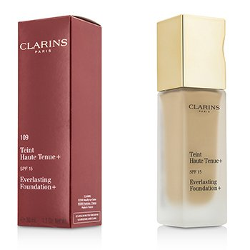Clarins Everlasting Base SPF15 - # 109 Wheat