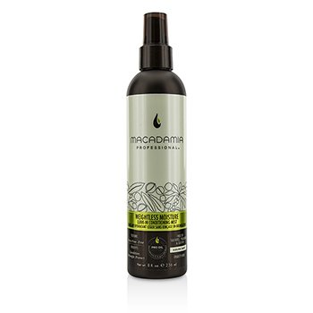 Macadamia Natural Oil Professional Weightless Moisture Bruma Acondicionadora Sin Enjuague