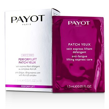 Payot Perform Lift Patch Yeux - Para Pieles Maduras