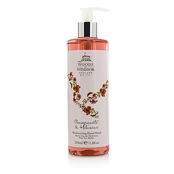 Woods Of Windsor Pomegranate & Hibiscus Limpiador Humectante Para Manos