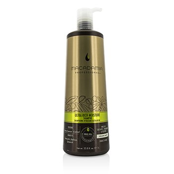 Macadamia Natural Oil Professional Ultra Rich Moisture Champú