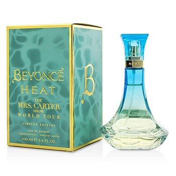 Beyonce Heat The Mrs. Carter Show World Tour Eau De Parfum Spray (Edición Limitada)